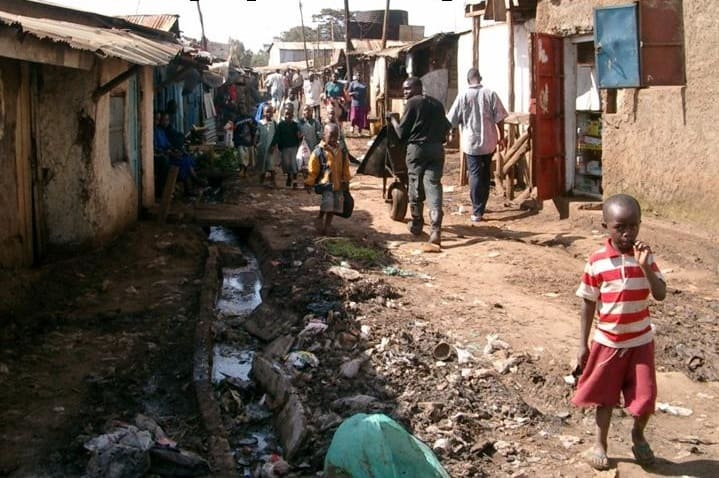 Kibera Changed with EM Technology