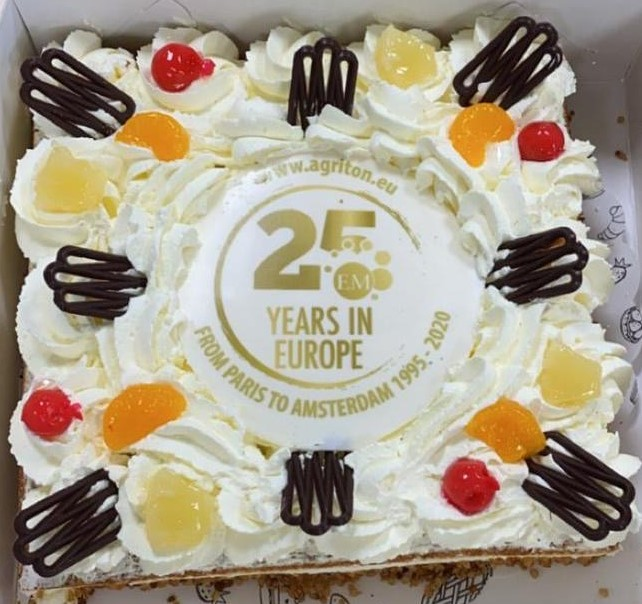 25th Anniversary of EM Technology in Europe