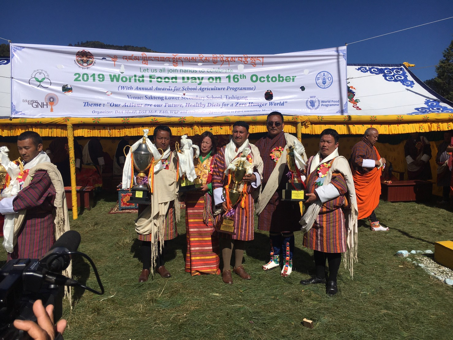 Bhutan's World Food Day 2019